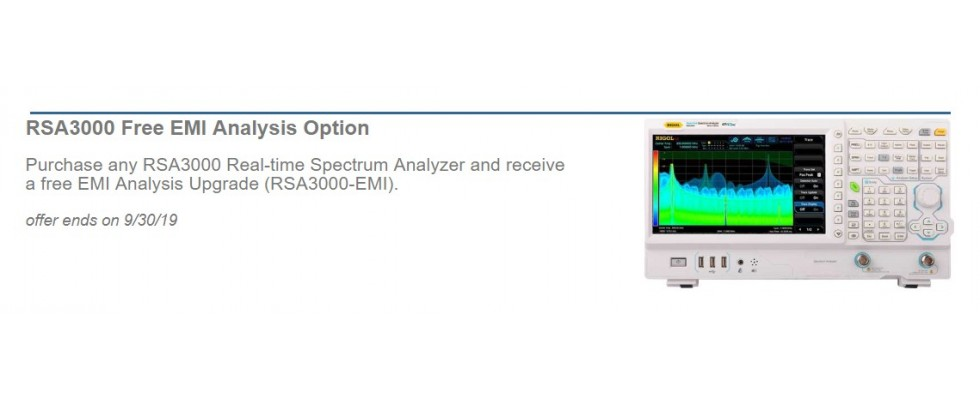 RSA3000-EMI