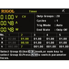 Rigol TIMER-DP700